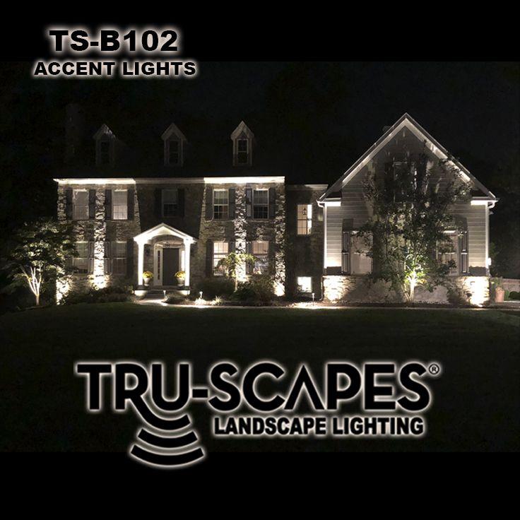 Tru Scapes Ts B102 Led Low Voltage Landscape Accent Light