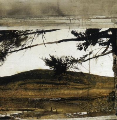 323 best Andrew Wyeth images on | Пейзажи, Картинки