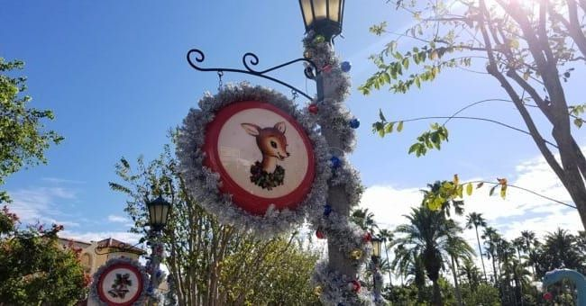 wondering when the christmas decorations come down at disney click on the link in our