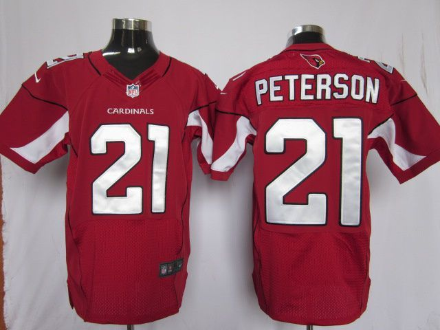 Wholesale Arizona Cardinals 21 Peterson Red Nike Elite Jersey | Arizona