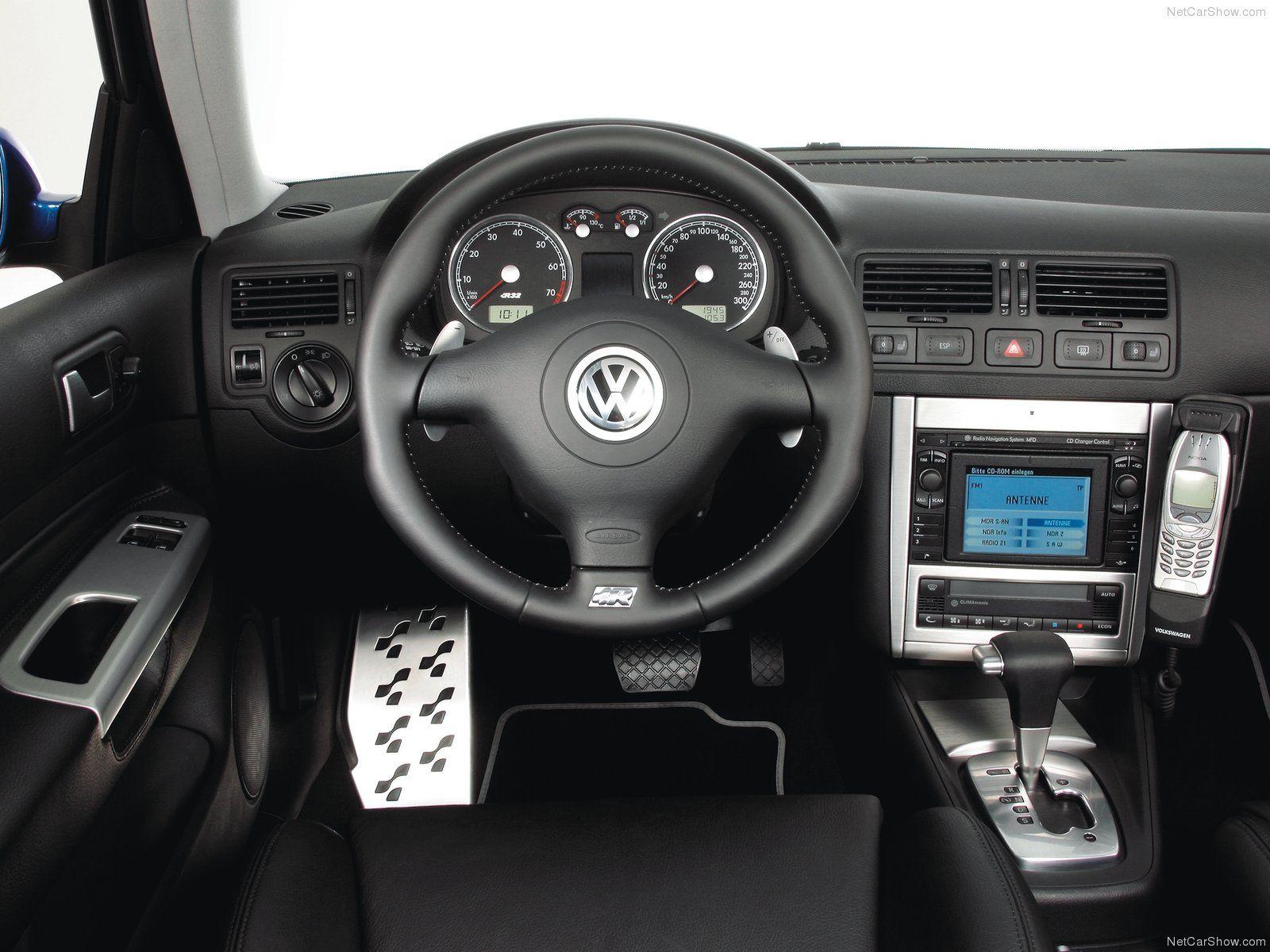 2002 Volkswagen Golf R32 Volkswagen Golf