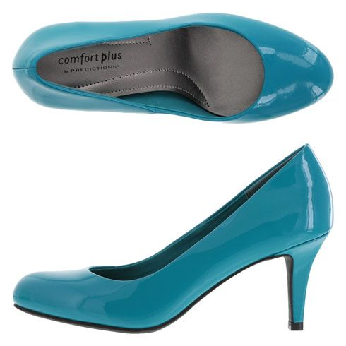 4bc66e63bee Payless Spring 2014  Turquoise Heels!!! Womens Comfort Plus by  PredictionsWomen s Karmen Pump
