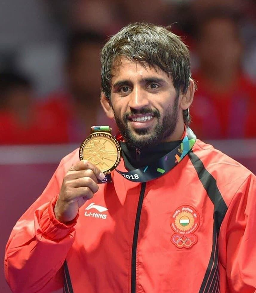 Ace wrestler Bajrang Punia is set to be awarded with the