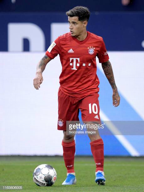 Philippe Coutinho Bayern Munich Pictures And Photos Getty Images Bayern Munich Bayern Philippe Coutinho