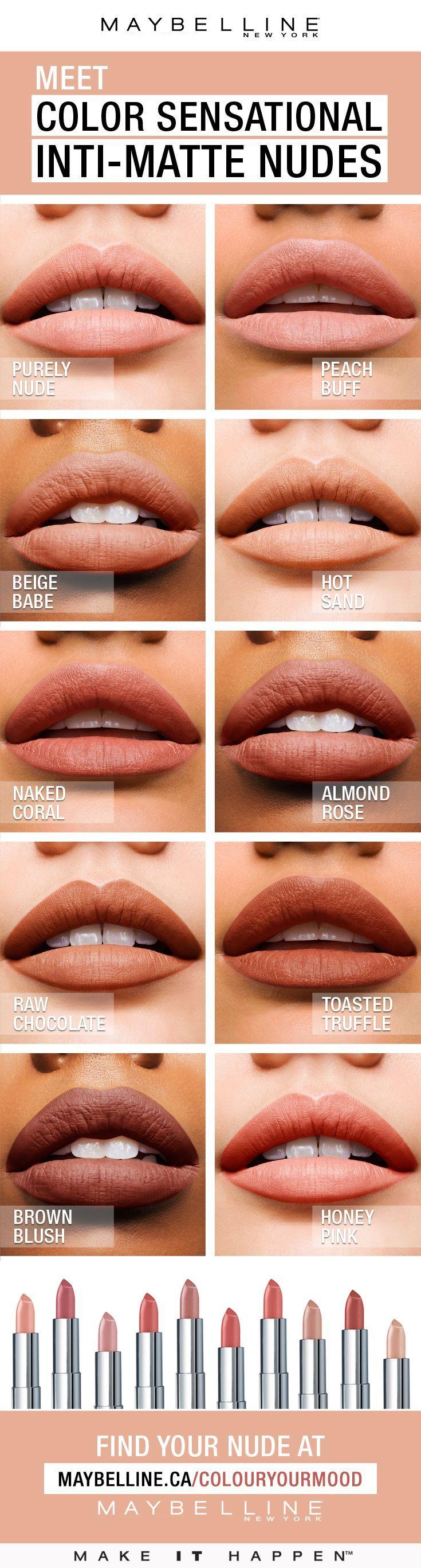 These will be the biggest makeup trends of 2017 makeup - Schminktipps mac ...