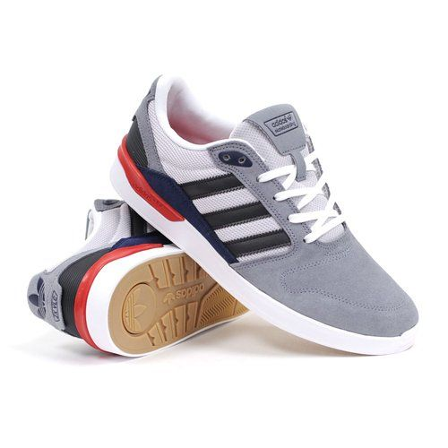 8a987ce40fc4 Adidas ZX Vulc (Light Grey Heather Dark Grey Heather Collegiate Navy) Men s