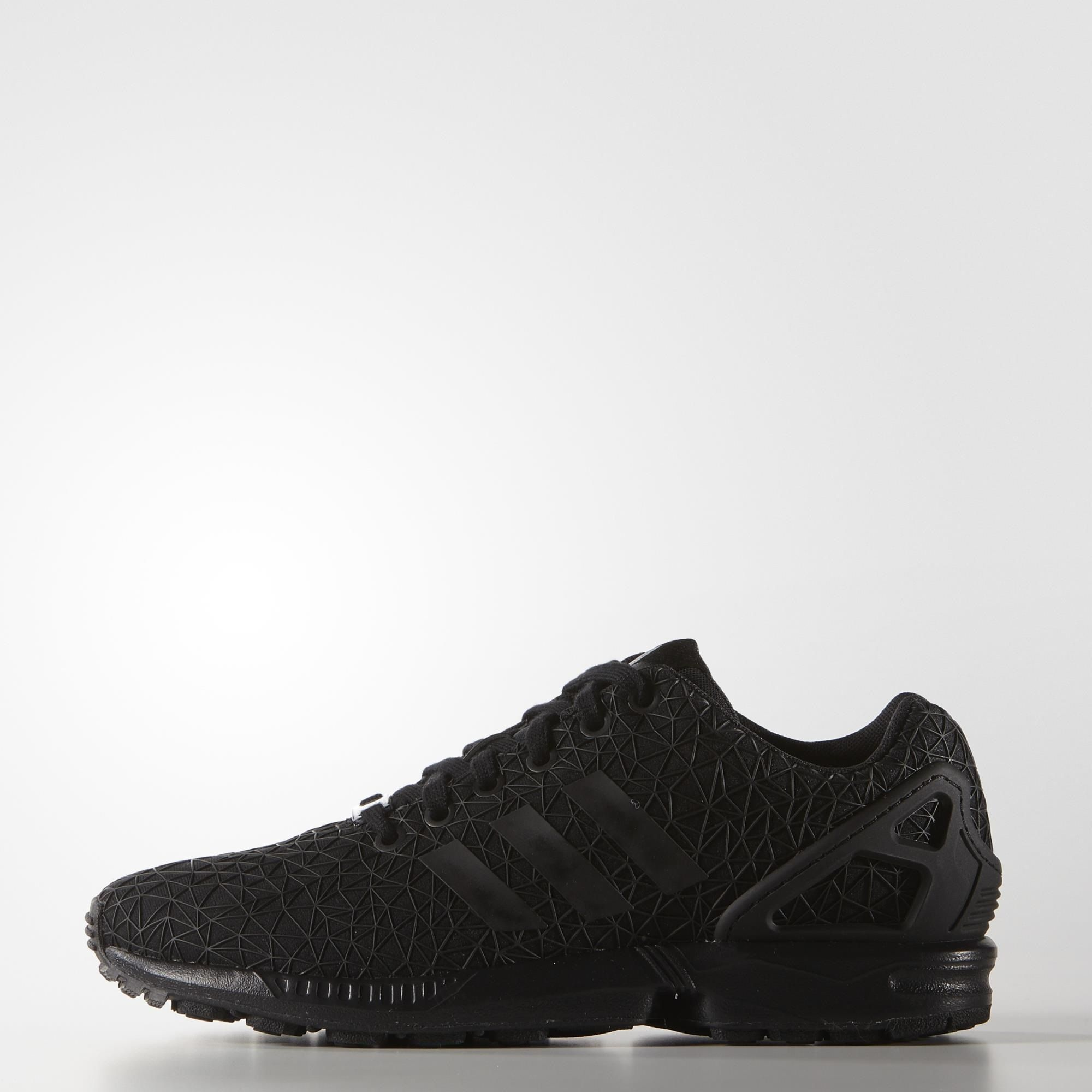 Simple yet stunning, the ZX Flux is a stylish descendant