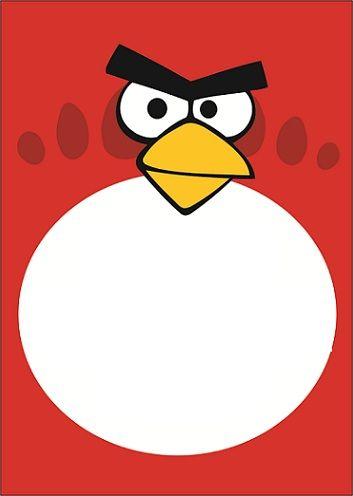 invitaciones-cumpleanos-angry-birds   angry   Pinterest ...