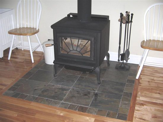Flutterby Creative For Your Home Wood Stove Hearth Hearth Tiles House Design