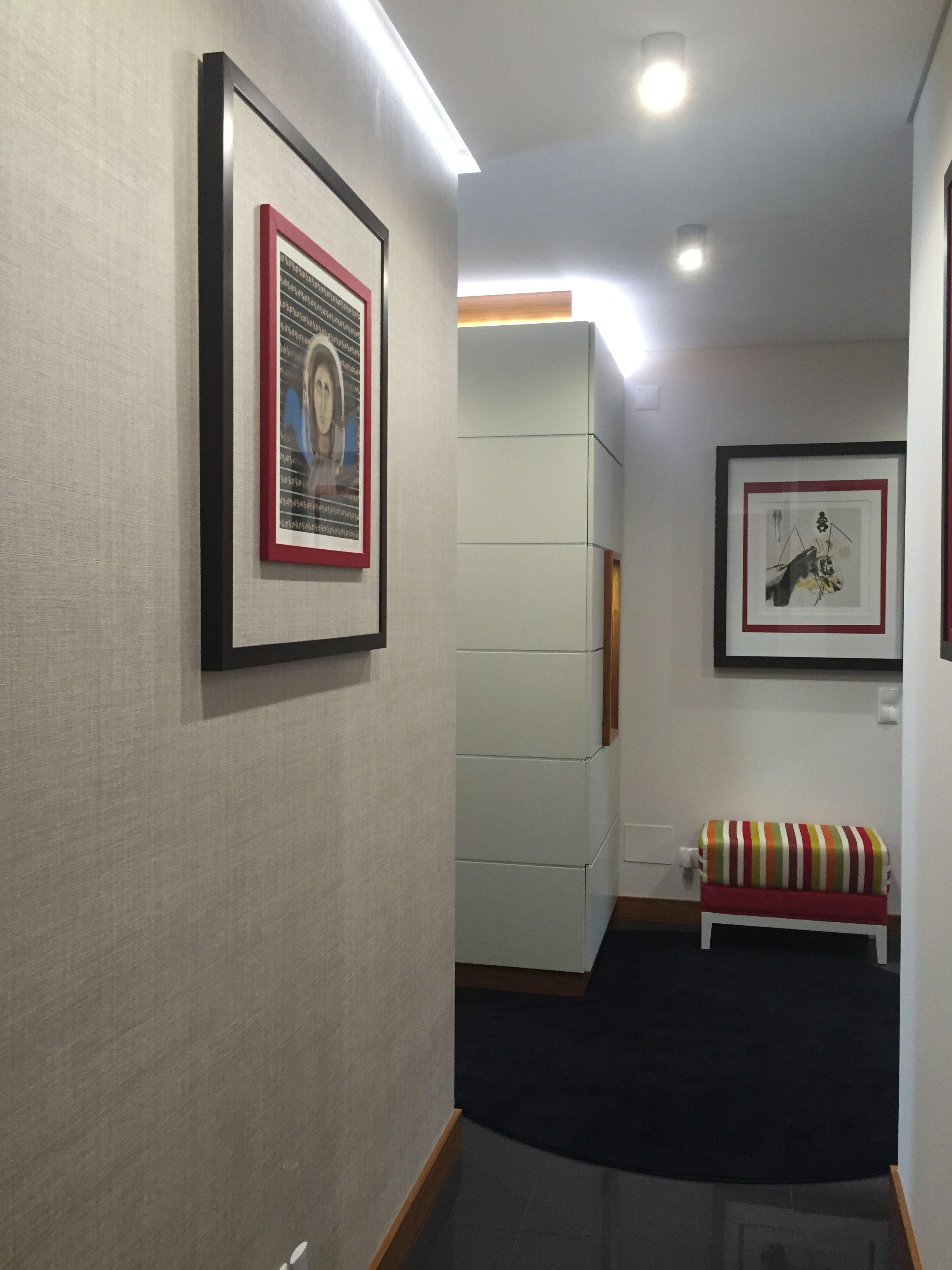 apartamento parque das nações maio 15' | hall de entrada | entrance