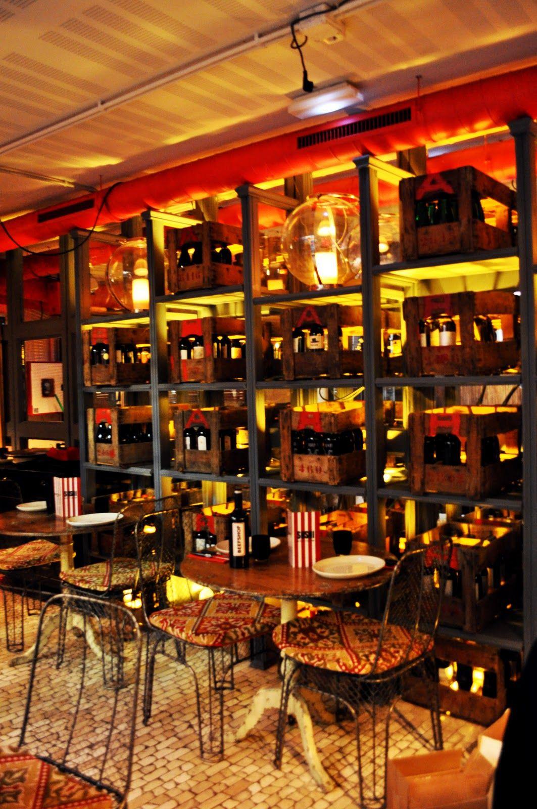 Beefshop Restaurant, el paraíso de los amantes de la ternera