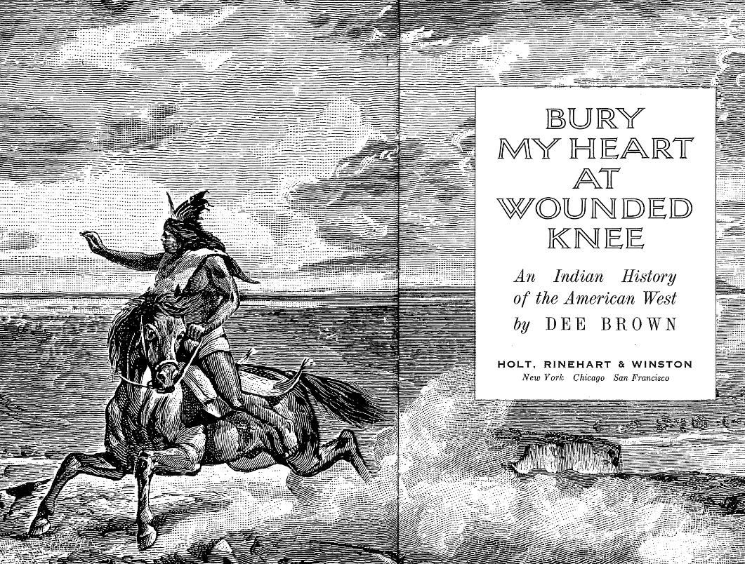 bury my heart at wounded knee pdf book not a video native  bury my heart at wounded knee pdf book not a video