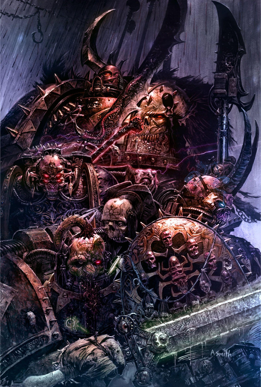 Chaos Undivided Redux by MajesticChicken.deviantart.com on ...