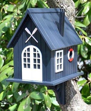 Boat House Bird House, by The Backyard Bird Company ...
