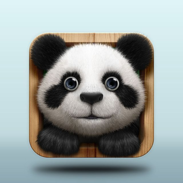 Hey Panda! Check out our new icon for iOS