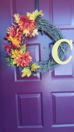Kentucky Avalon: Fall Wreath