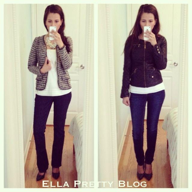 ZARA Online Shopping Haul #DearCanada | Faux leather jackets ... : quilted cardigan - Adamdwight.com