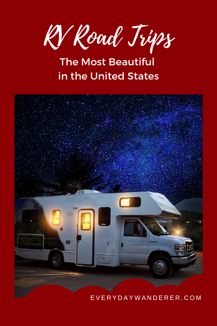 Rv Travel Tips And Tricks Trips Planning U S States