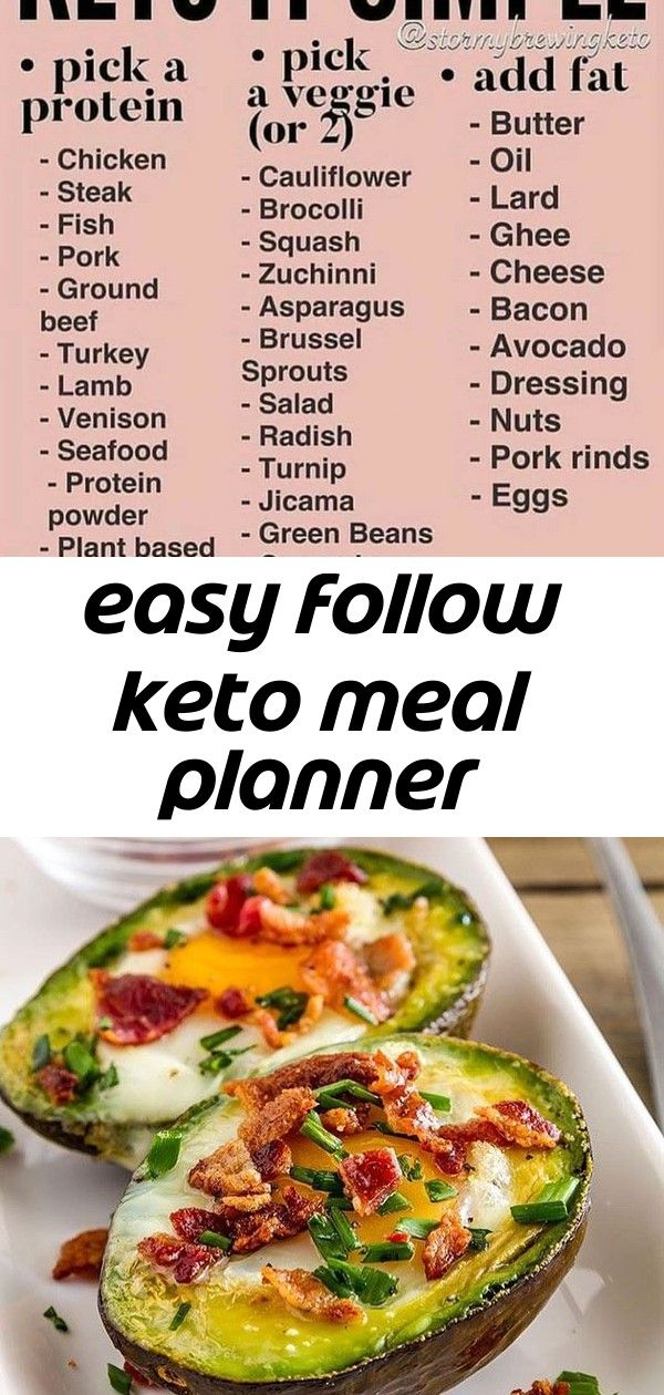 Easy follow keto meal planner #crabrangoondip