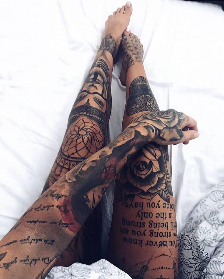 Schöne Fotos von Tattoo Models  #fotos #models #schone #tattoo #von