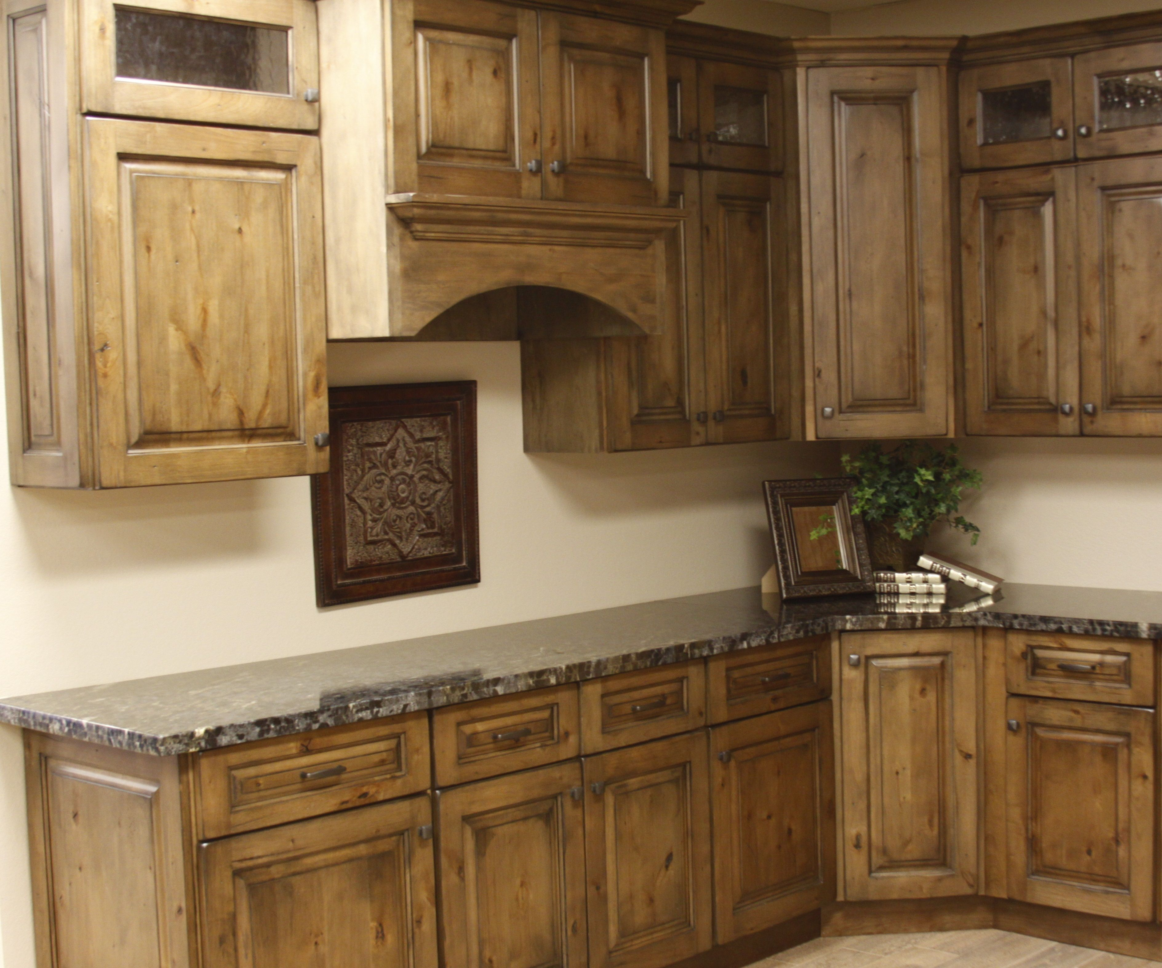 Cheyenne Driftwood Kitchen Cabinets by Sollid Cabinetry ...