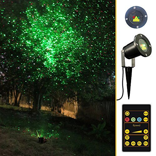Lowest Price Green And Red Light Garden Tree And Outdoor Wall Decoration Laser Lights For Decorative Outdoor Wall Decor Holiday Lights Best Christmas Lights