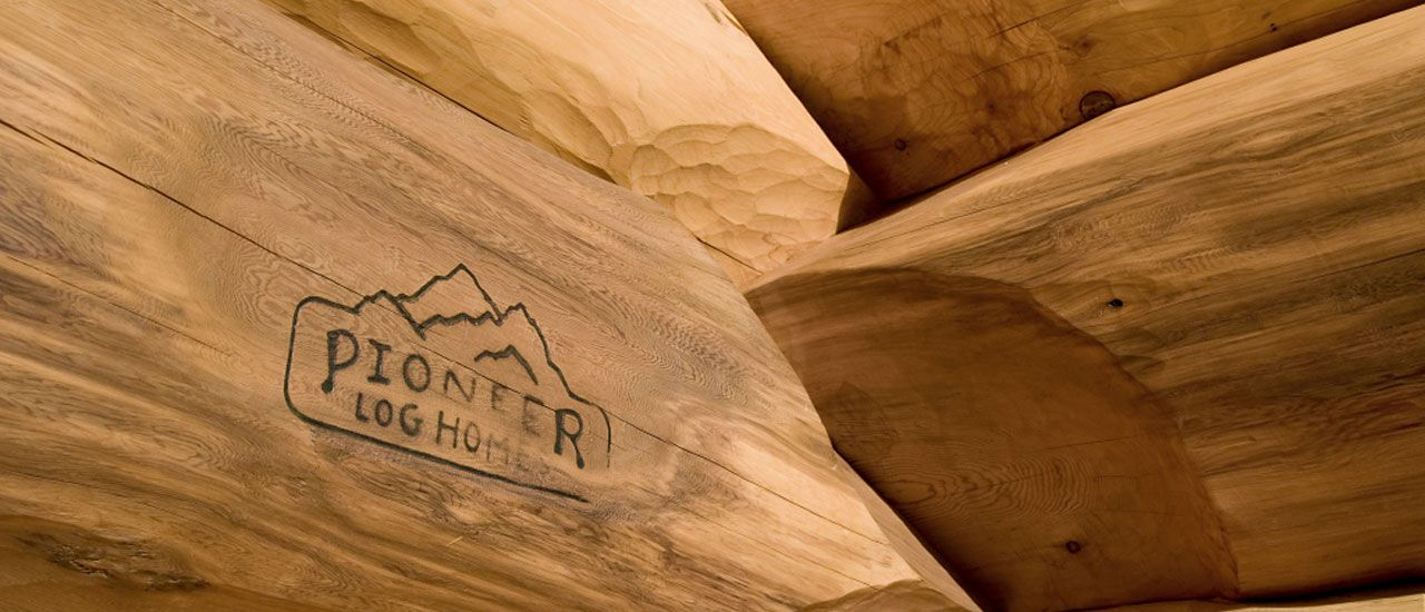 pictures of pioneer log cabins | Eagle Brae Log Cabins are made by Pioneer Log Homes of BC