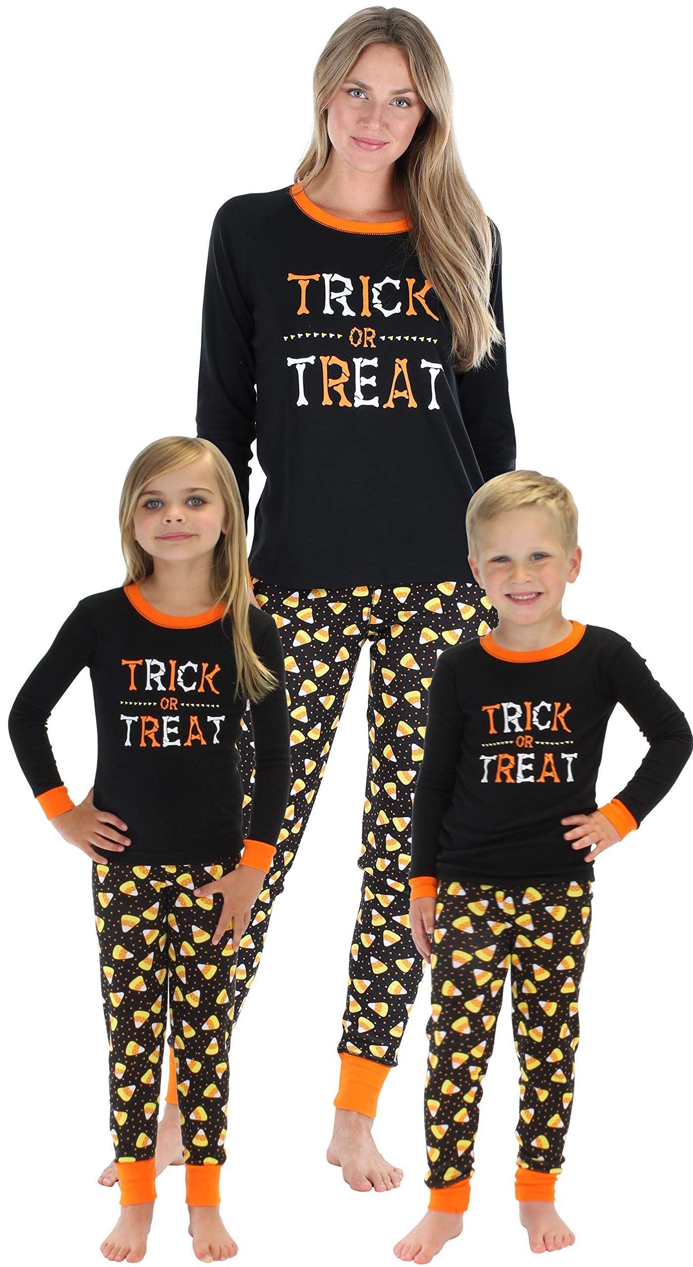 Sleepyheads Halloween TrickorTreat Family Matching