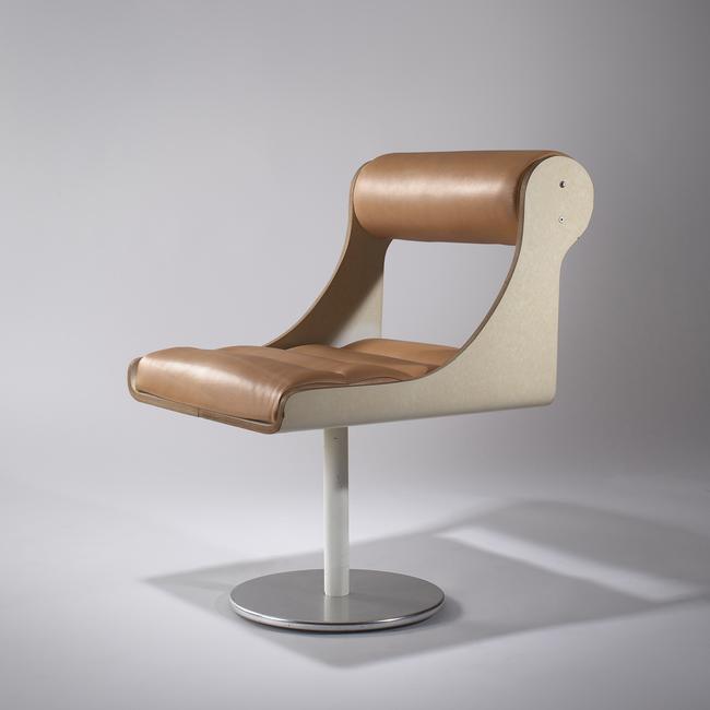 Roger Fatus; Chair for Sentou, 1968.