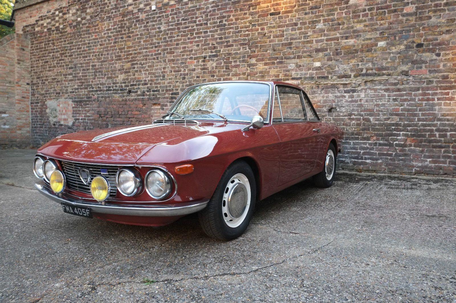 LANCIA FULVIA S1 RALLYE 1.3 1968