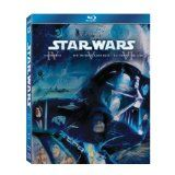 Star Wars: The Original Trilogy (Episodes IV - VI) [Blu-ray] (Blu-ray)By Mark Hamill