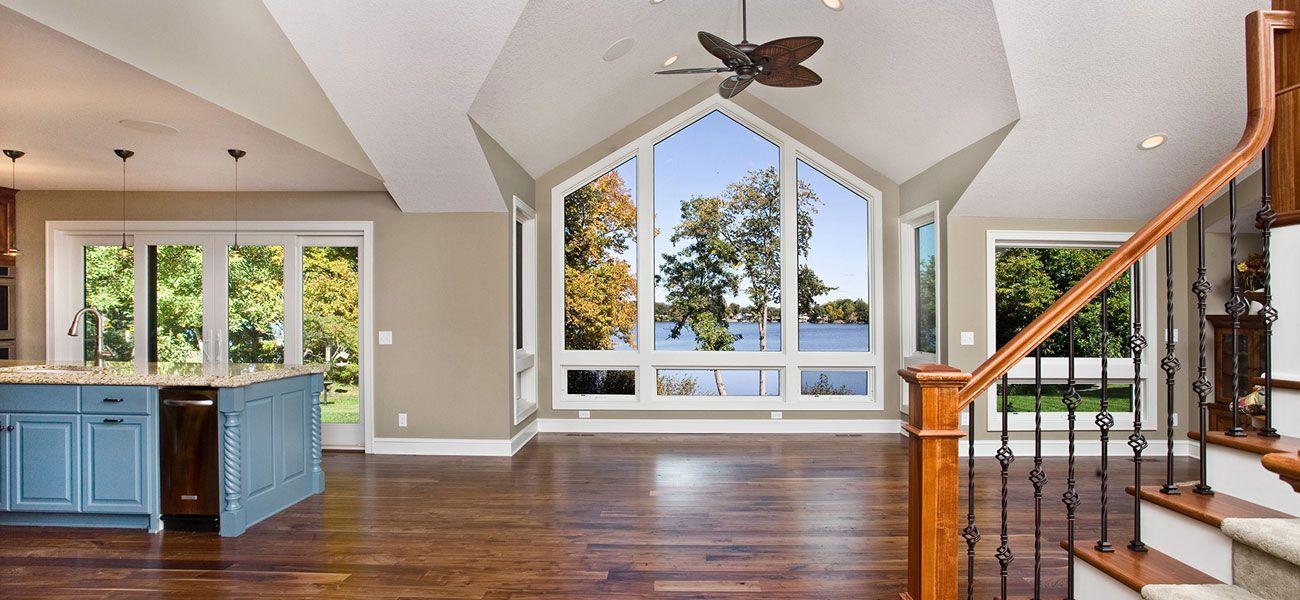 Lake House Open Floor Plans | Unique Open Floor Plan For ...