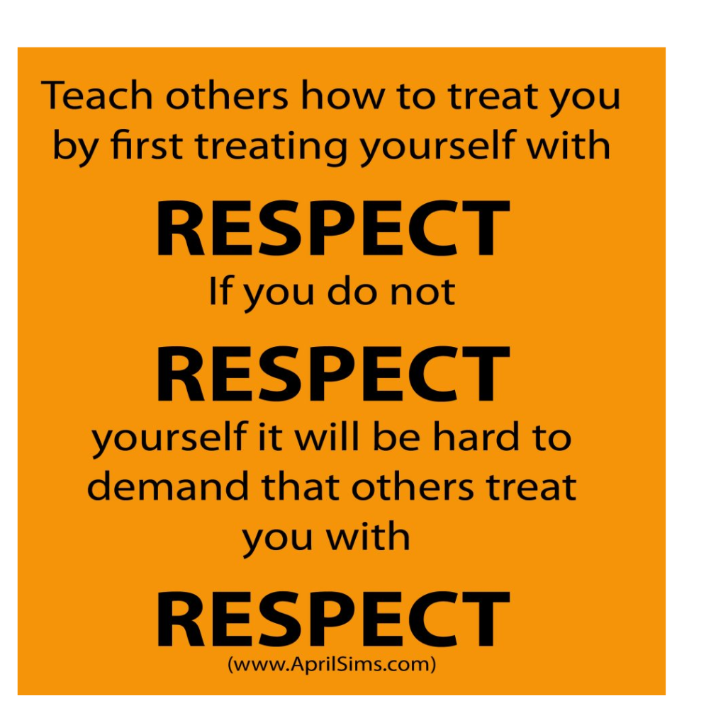 do respect have respect