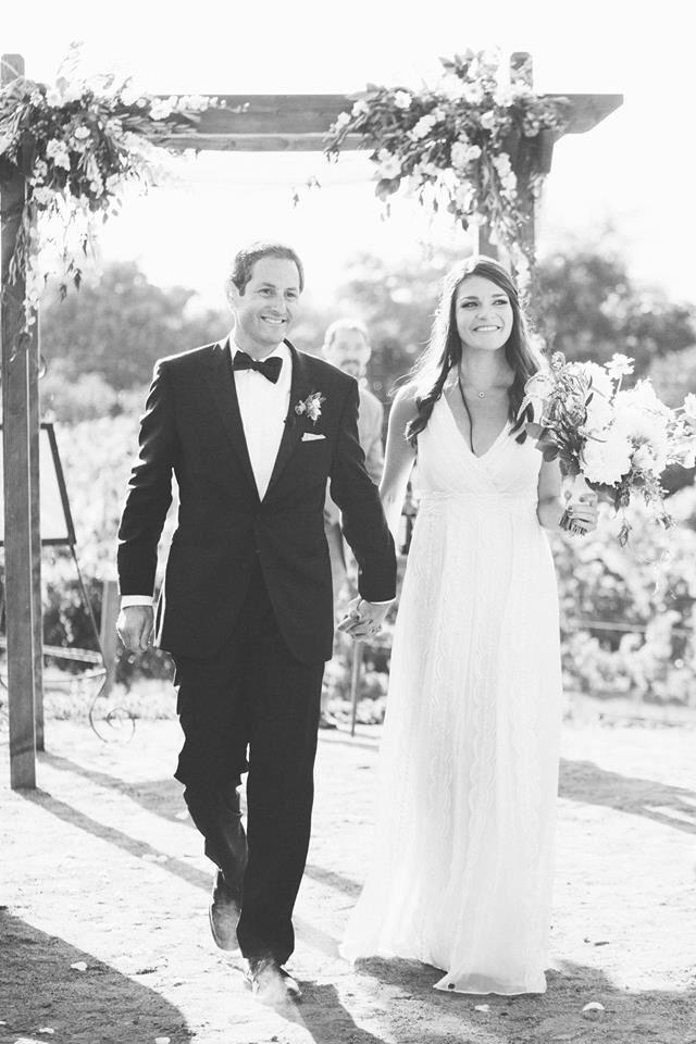 Outdoor Farm Wedding Dress for Formal