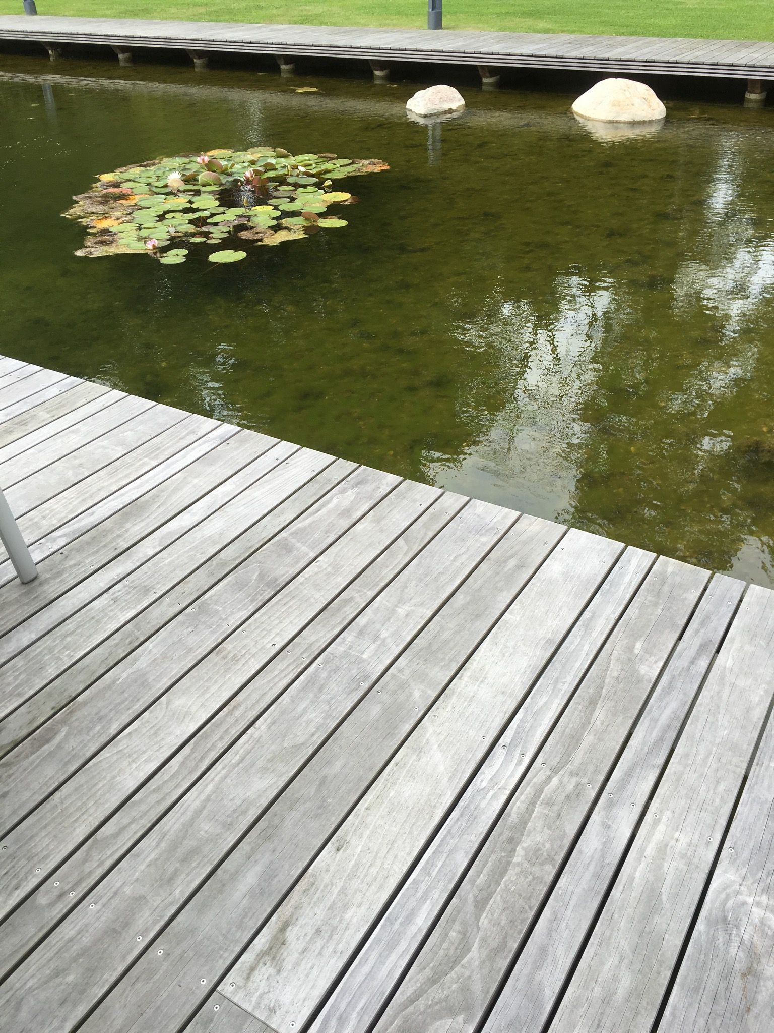 20 Timber Decking Designs That Can Append Beauty Of Your: Wood Decking Kebony