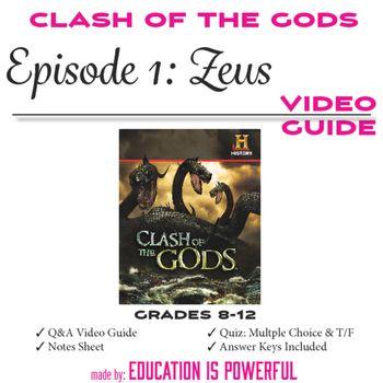Clash of the Gods Episode 1: Zeus - Video Guide | | ELA