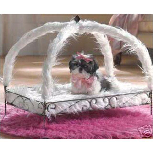 Princess Dog Bed Dog Bed Designer Dog Beds Cool Dog Beds