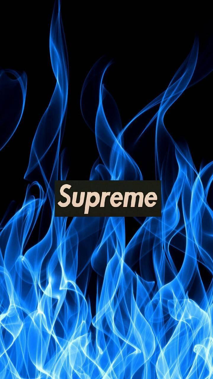 Dark Blue Supreme Wallpaper Google Search In 2020 Supreme Wallpaper Movie Posters Poster