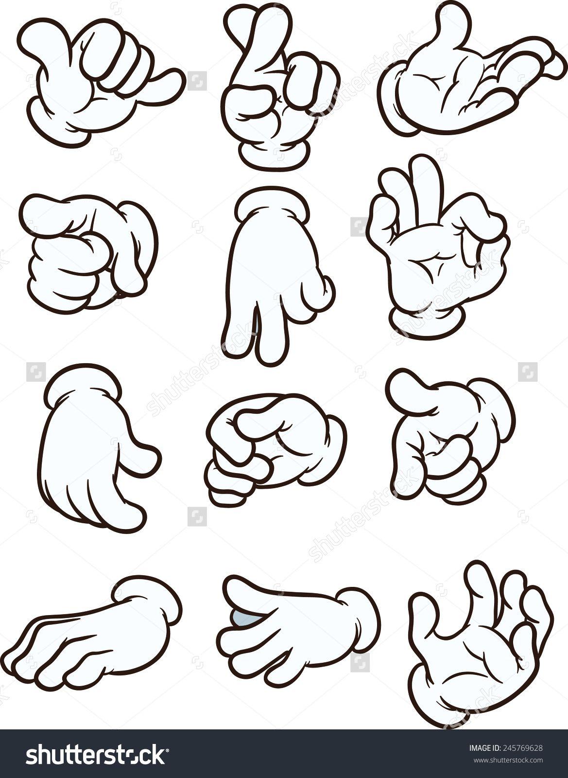 cartoon hands - Google Search   Cartoon drawing