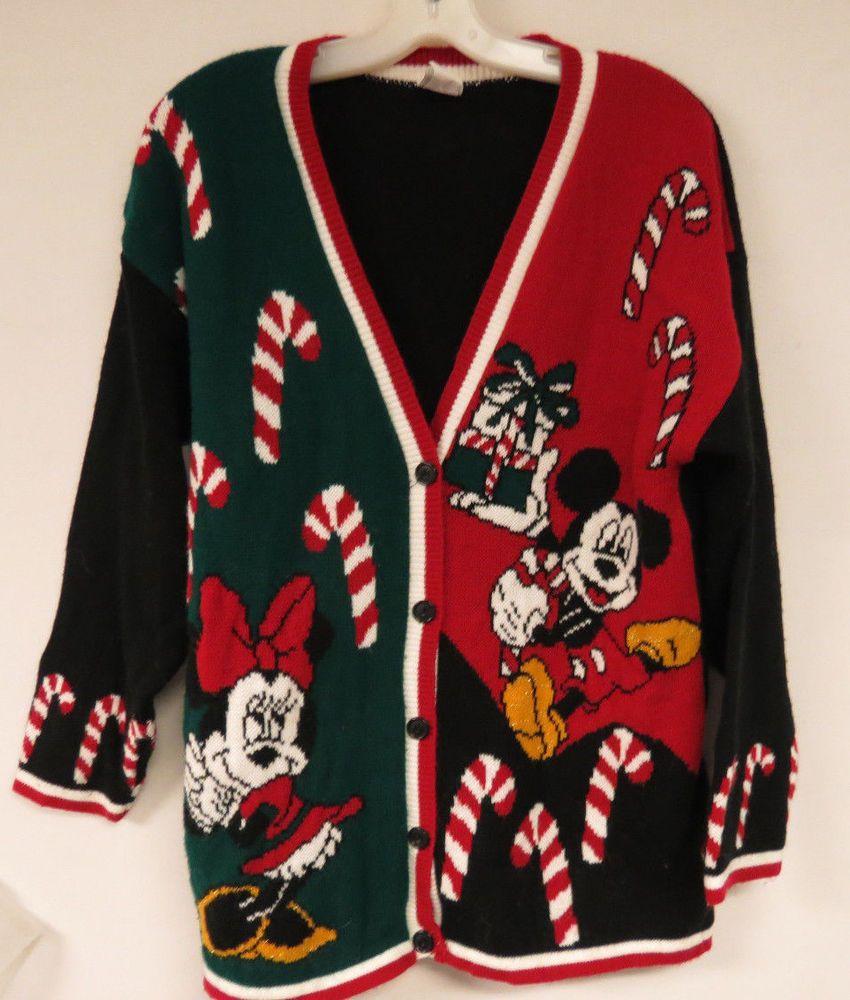 Disney Ugly Christmas Sweater.Pin On Fashion