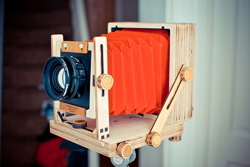 the intrepid camera co. have launched a new 8x10 model, which sets out to be the most affordable and lightest production large format camera in the world.