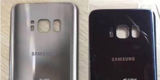 Il posteriore di Samsung Galaxy S8 in 2 differenti colori  #follower #daynews - https://www.keyforweb.it/posteriore-samsung-galaxy-s8-2-differenti-colori/