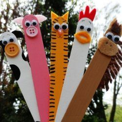 Whether you call them craft sticks or popsicle sticks every crafter knows what you're talking about.    It's amazing all the great ideas for making...