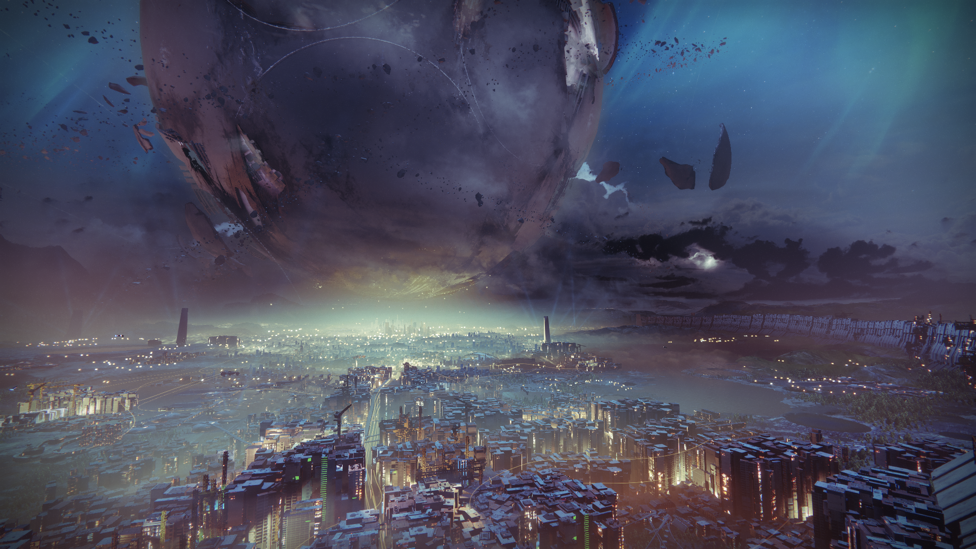 Destiny 2 Lost City Screenshot I Took 1920x1080 Wallpaper Hd Wallpaper R Wallpaper