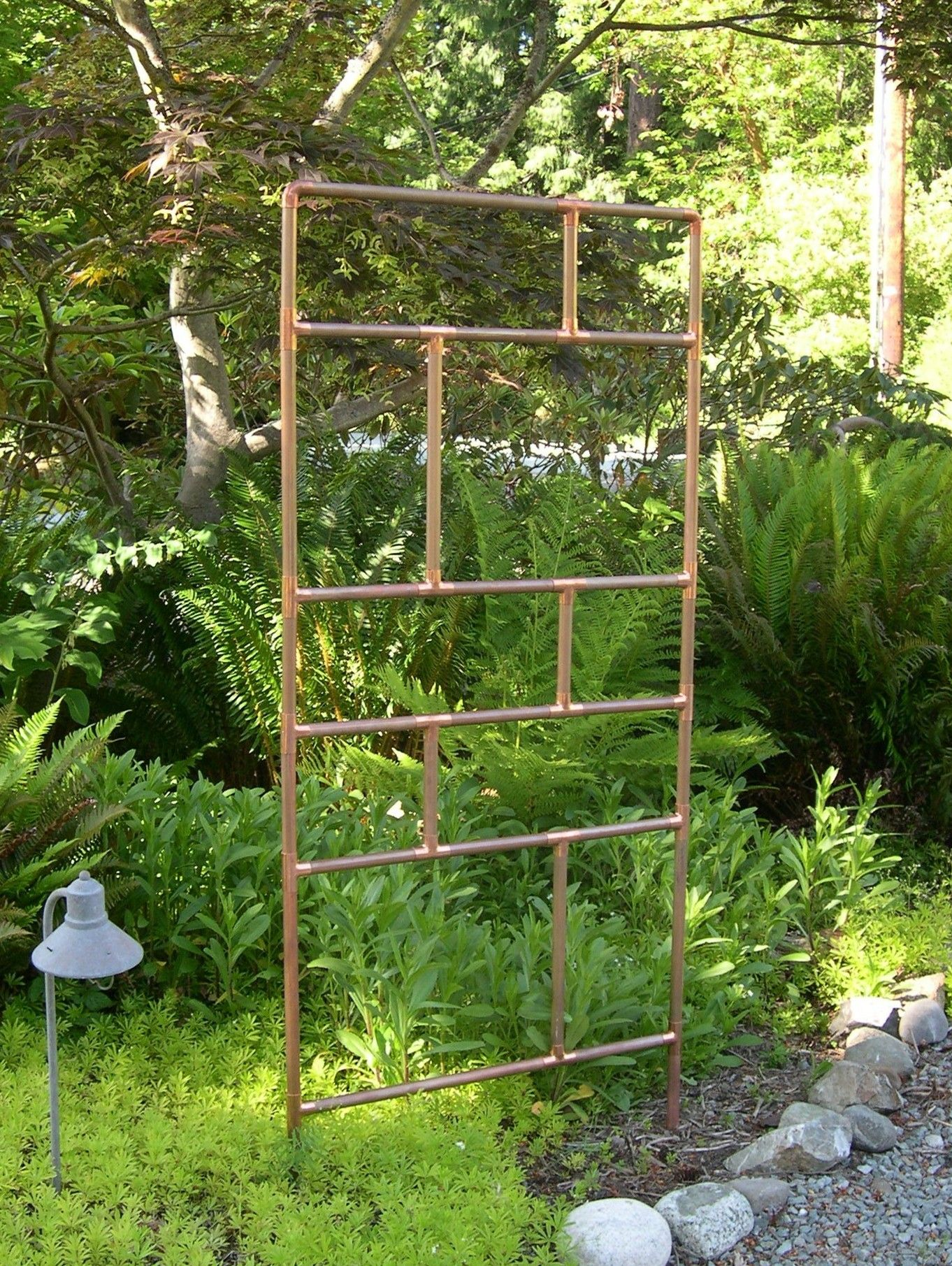 Pinterest Trellis Ideas Part - 41: Garden Trellis Ideas This One Is 5 Feet Tall By 3 Feet Wide And Is Made