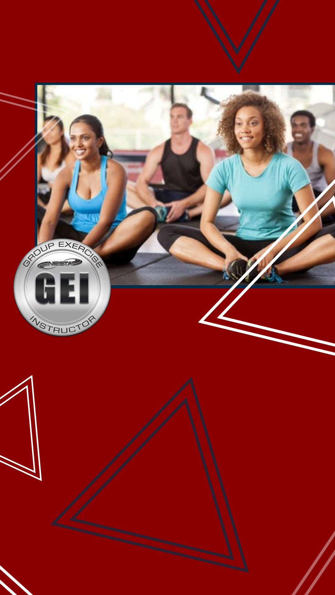 Group Exercise Instructor Certification Group Fitness Exercises