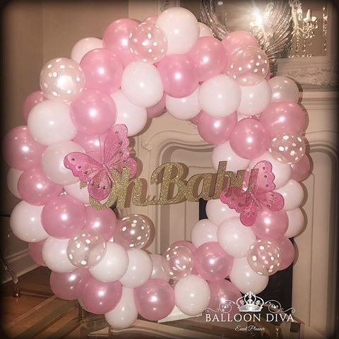 Follow facebook balloon diva   instagram photos and videos also best balloons images in rh pinterest
