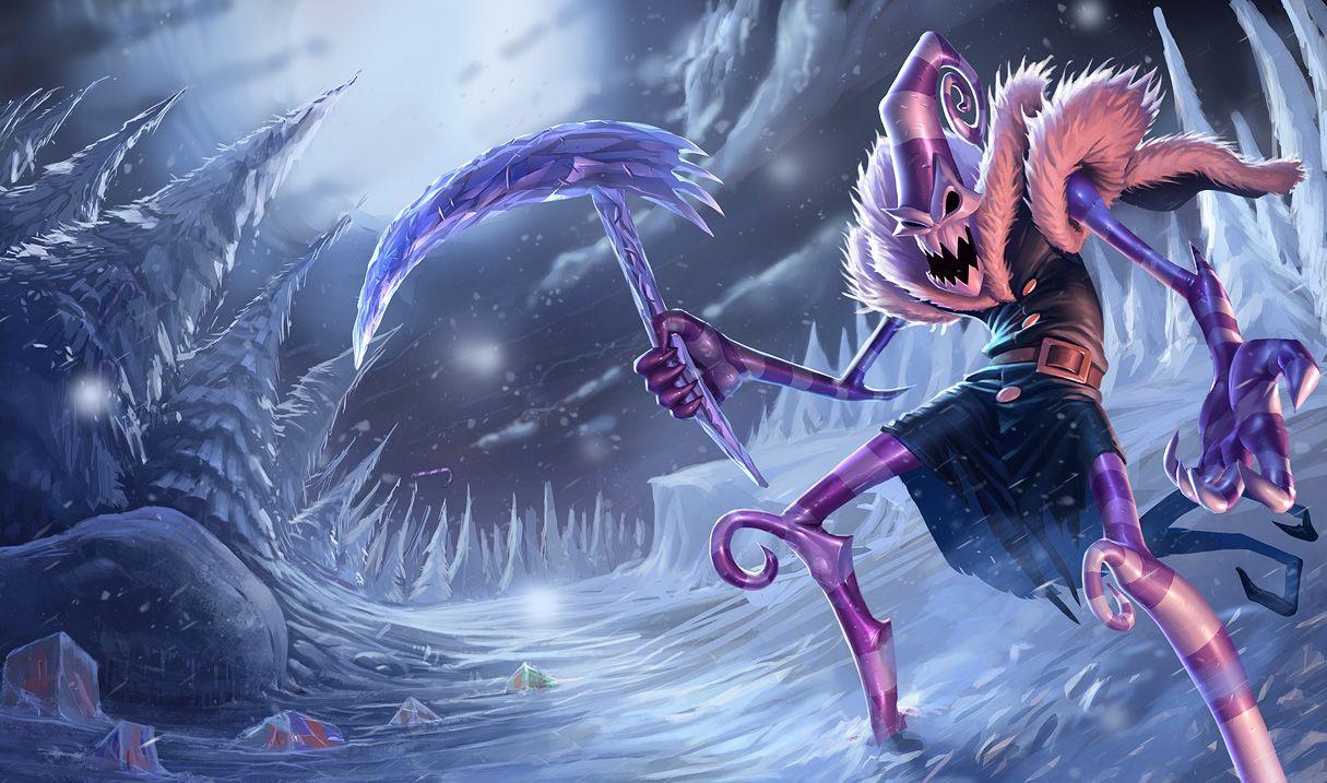Fiddlesticks Skin Horreur Sucree Mythique Fiddlesticks Skin Horreur Sucree Lol League Of Legends League Of Legends League Of Legends Items