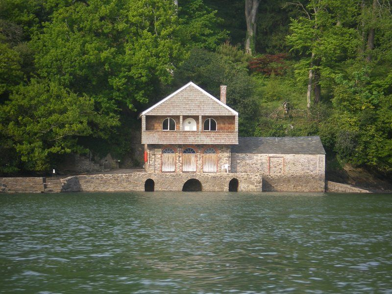 The Boathouse At Greenway Holiday Home House Boat House Styles