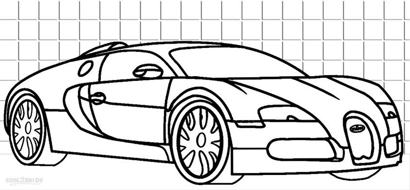 Bugatti Coloring Pages Coloring Pages Coloring Pages To Print